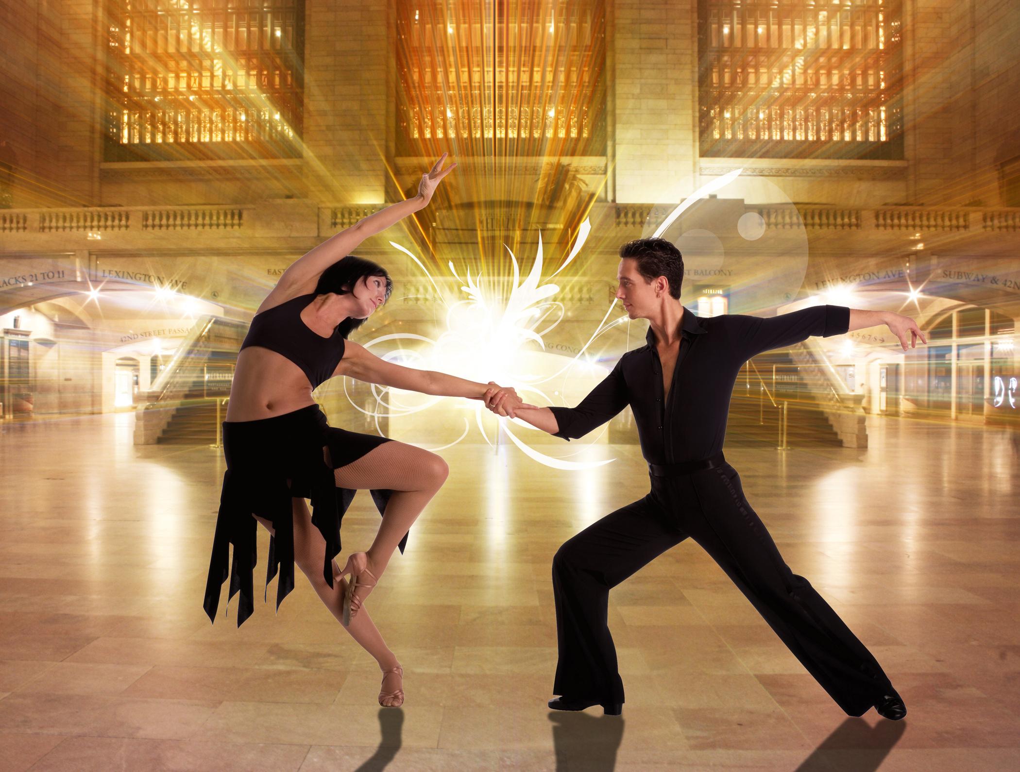 Занятия танцами, как способ поддержания фигуры, для любителей поесть