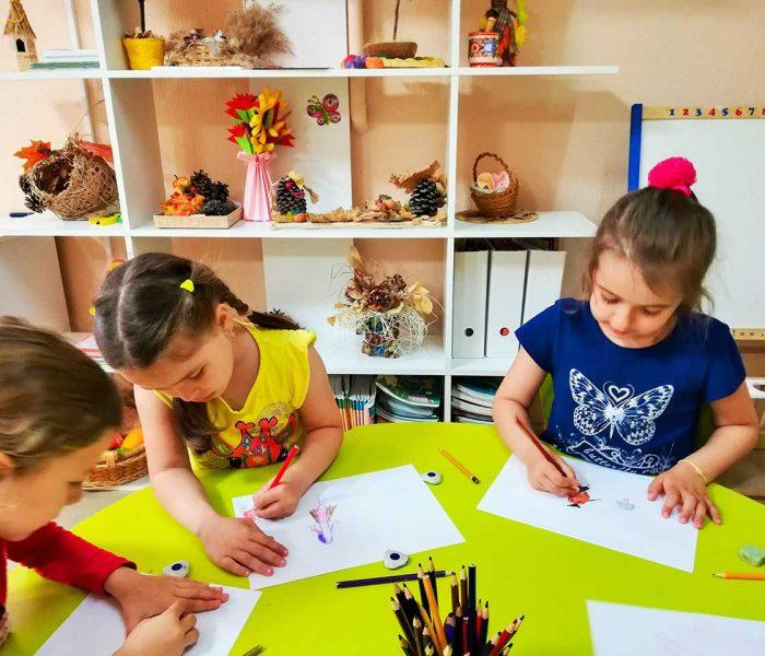 Частный детский сад Киева: главные особенности и отличия от государственного