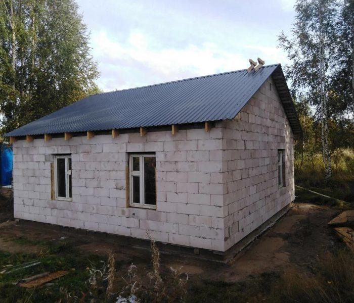 Дом с газоблоков: недостатки и главные преимущества построек
